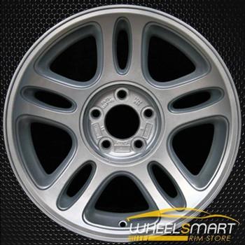"17"" Ford Mustang oem wheel 1996-1998 Silver slloy stock rim ALY03174U20"