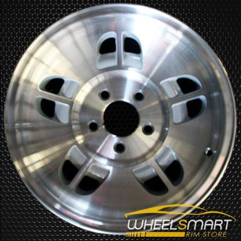 "14"" Ford Ranger oem wheel 1996-1997 Machined slloy stock rim ALY03185U10"