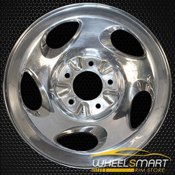 "16"" Ford F150 oem wheel 1997-2000 Polished slloy stock rim ALY03194U80"