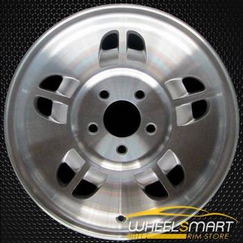 "15"" Ford Ranger oem wheel 1995-1999 Silver slloy stock rim ALY03201U10"