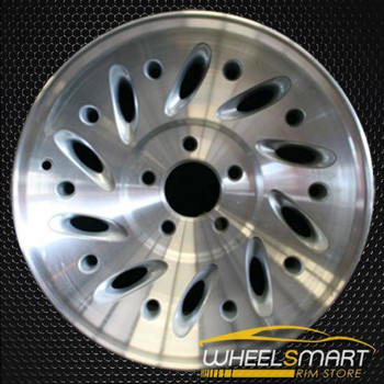 "15"" Ford Ranger oem wheel 1998-2001 Machined slloy stock rim ALY03261U10"