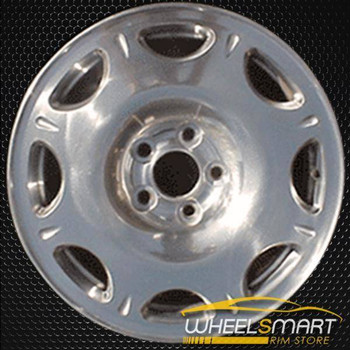 "16"" Lincoln Continental oem wheel 1998-2002 Polished slloy stock rim ALY03273U80"