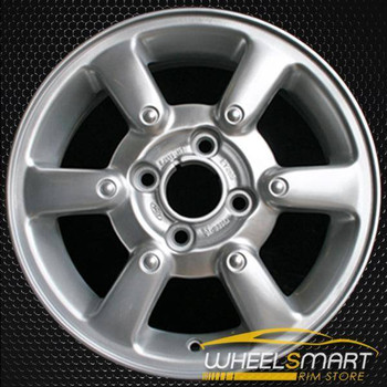 "15"" Ford Contour oem wheel 1996-2000 Silver slloy stock rim ALY03299U20"