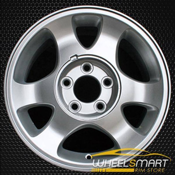 "15"" Ford Mustang oem wheel 1999-2001 Silver slloy stock rim ALY03304U15"