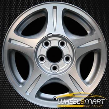 "15"" Ford  Taurus oem wheel 1999 Machined slloy stock rim ALY03312U10"