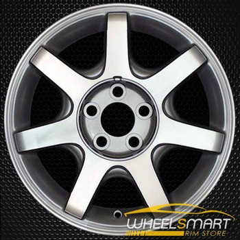 "16"" Ford  Taurus oem wheel 2000-2007 Machined slloy stock rim ALY03360U10"