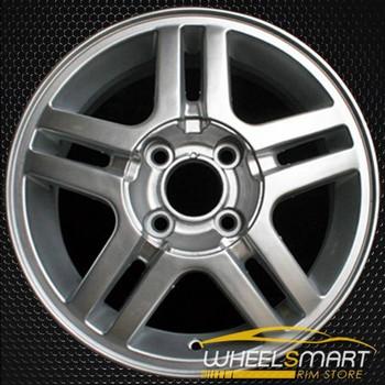 """15"""" Ford Focus oem wheel 2000-2004 Silver slloy stock rim ALY03366U10"""