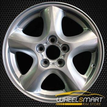 """16"""" Ford  Taurus oem wheel 2000-2007 Silver slloy stock rim ALY03384U20"""