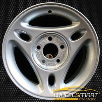 "17"" Ford F150 oem wheel 2000-2004 Machined slloy stock rim ALY03397U10"