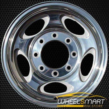 "16"" Ford Excursion oem wheel 2000-2005 Polished slloy stock rim ALY03408U80"