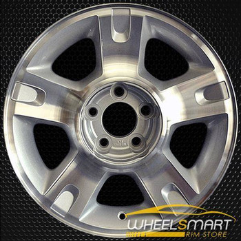 "16"" Ford Explorer oem wheel 2001-2005 Machined slloy stock rim ALY03416U20"