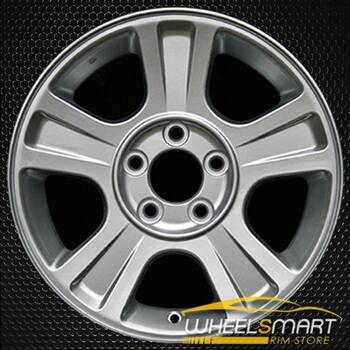 "16"" Ford Explorer oem wheel 2002-2003 Silver slloy stock rim ALY03454U20"