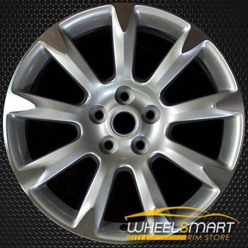 "19"" Buick Lacrosse oem wheel 2010-2013 Machined alloy stock rim 4097"