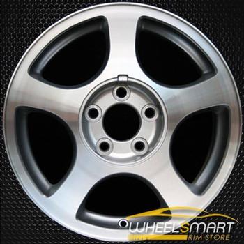 "16"" Ford Mustang oem wheel 2001-2004 Machined slloy stock rim ALY03474U10"
