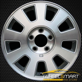 "16"" Mercury Grand Marquis oem wheel 2003-2005 Machined slloy stock rim ALY03496U20"