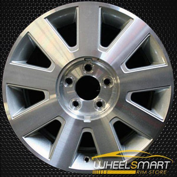 "17"" Lincoln Town Car oem wheel 2003-2004 Machined slloy stock rim ALY03501U20"