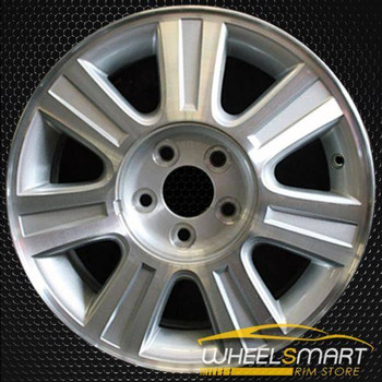 "16"" Ford  Taurus oem wheel 2003-2007 Machined slloy stock rim ALY03506U20"