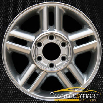 """17"""" Ford Expedition oem wheel 2003-2006 Silver slloy stock rim ALY03517U20"""