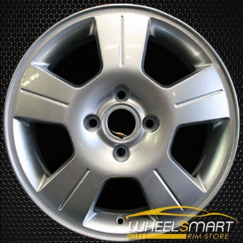 "16"" Ford Focus oem wheel 2003-2007 Silver slloy stock rim ALY03530U20"