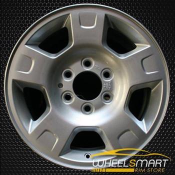 """17"""" Ford F150 oem wheel 2004-2008 Silver slloy stock rim ALY03553U20"""