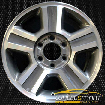 "17"" Ford F150 oem wheel 2004-2008 Machined slloy stock rim ALY03554A30"