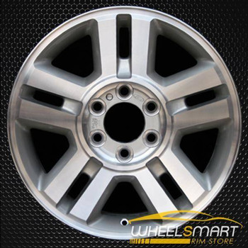"18"" Ford F150 oem wheel 2004-2008 Machined slloy stock rim ALY03559U20"