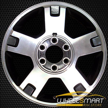 "18"" Ford F150 oem wheel 2004-2008 Machined slloy stock rim ALY03560U30"