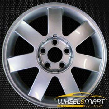 "17"" Ford Freestyle oem wheel 2005-2007 Silver slloy stock rim ALY03572U20"