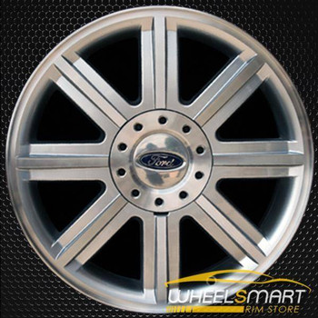 "18"" Ford 500 oem wheel 2005-2007 Machined slloy stock rim ALY03581U10"