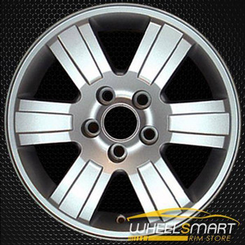 "16"" Ford Explorer oem wheel 2007-2010 Silver slloy stock rim ALY03638U20"