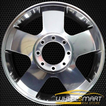 "20"" Ford  F250 F350 oem wheel 2005-2007 Polished alloy stock rim ALY03644U80"