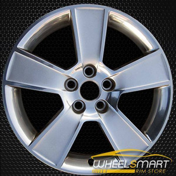 "18"" Ford F150 oem wheel 2000-2004 Polished slloy stock rim ALY03647U80"
