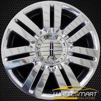 "20"" Lincoln Navigator oem wheel 2006-2010 Polished slloy stock rim ALY03651U80"
