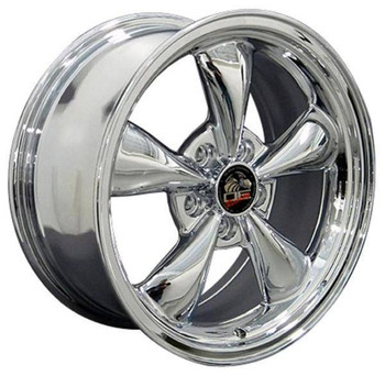 "17"" Ford Mustang replica wheel 1994-2004 Chrome rims 8181823"