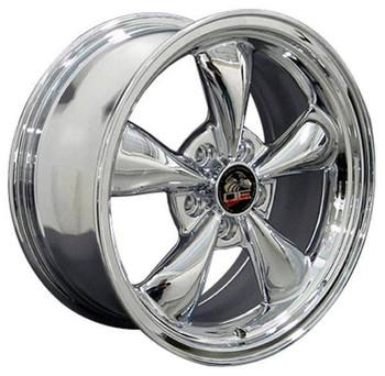 "17"" Ford Mustang replica wheel 1994-2004 Chrome rims 8181823"