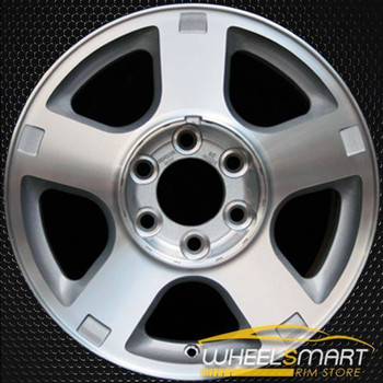 "17"" Ford Expedition oem wheel 2007-2010 Machined slloy stock rim ALY03660U10"