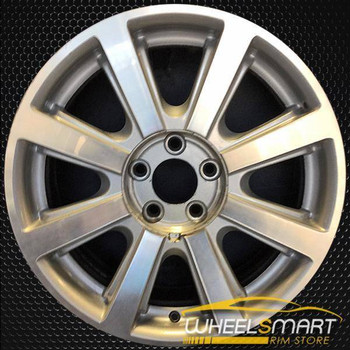 "18"" Lincoln MKX oem wheel 2007-2010 Machined slloy stock rim ALY03676U10"