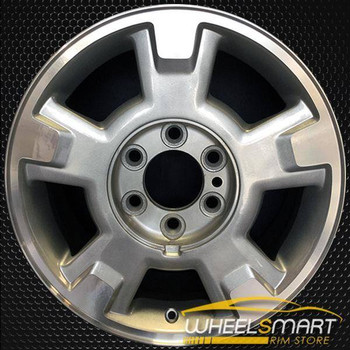 "17"" Ford F150 oem wheel 2009-2013 Machined slloy stock rim ALY03781U10"