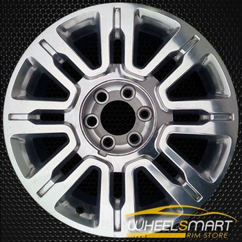 "20"" Ford F150 oem wheel 2009-2014 Polished slloy stock rim ALY03788U80"