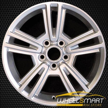 "17"" Ford Mustang oem wheel 2010-2014 Silver slloy stock rim ALY03808U20"