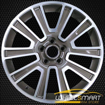 "19"" Ford Mustang oem wheel 2010-2012 Machined slloy stock rim ALY03813U30"