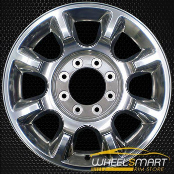 "20"" Ford F250 F350 oem wheel 2011-2016 Polished slloy stock rim ALY03844U80"