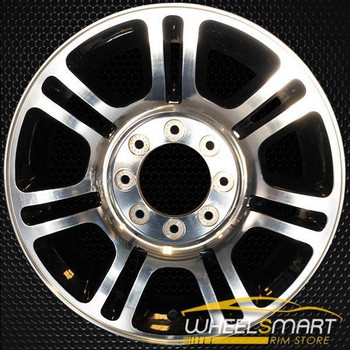 "20"" Ford F250 F350 oem wheel 2011-2016 Machined slloy stock rim ALY03845U45"