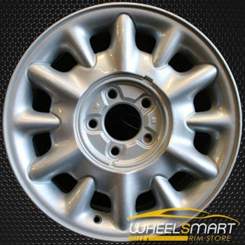 "16"" Buick Riviera oem wheel 1996-1999 Silver slloy stock rim ALY04016U20"