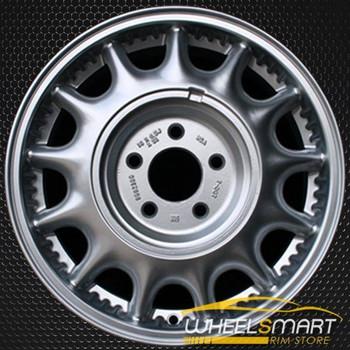 "16"" Buick Park Ave oem wheel 1997-1999 Silver slloy stock rim ALY04024U10"