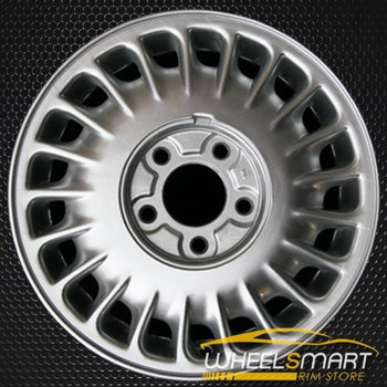 "15"" Buick LeSabre oem wheel 1997-2001 Silver slloy stock rim ALY04026U10"