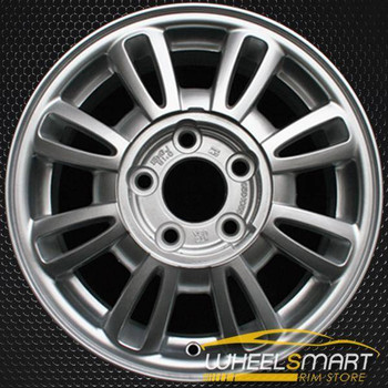 "15"" Buick LeSabre oem wheel 2002-2005 Silver slloy stock rim ALY04043U20"