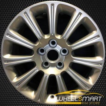 "18"" Buick Lacrosse oem wheel 2013 Silver slloy stock rim ALY04133U20"