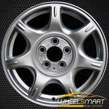 "16"" Cadillac Catera oem wheel 1997-1998 Silver slloy stock rim ALY04530U10"