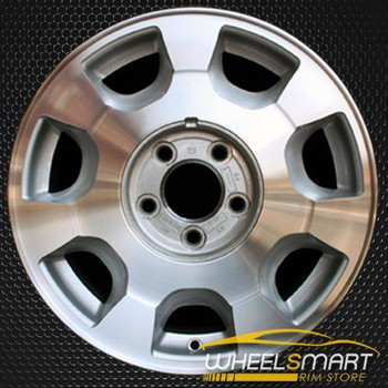 "16"" Cadillac Deville oem wheel 2000-2002 Machined slloy stock rim ALY04559U10"